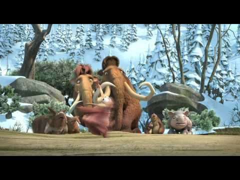 'Ice Age: Dawn Of The Dinosaurs' Trailer (2009)