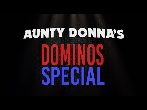 Aunty Donna's Dominos Special thumbnail