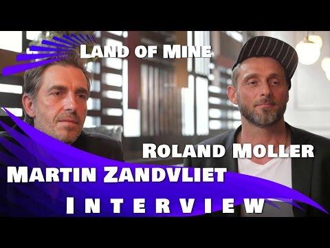 LAND  OF MINE - Roland Moller and Martin Zandvliet Interview