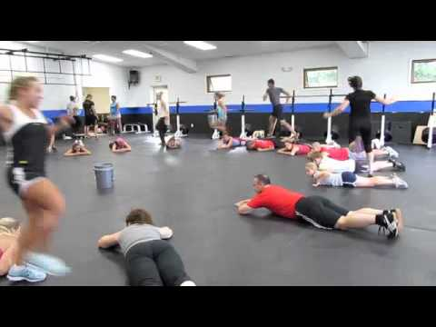 Clifton Park, NY CrossFit Gym: CP Warm-Up