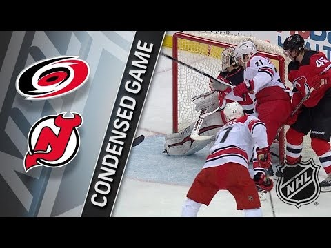 Carolina Hurricanes vs New Jersey Devils – Mar. 27, 2018 | Game Highlights | NHL 2017/18. Обзор
