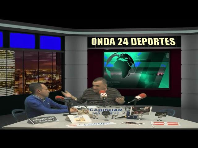 1º TERTULIA DEPORTES CON DAVID BASCUÑANA