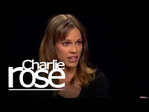 Hilary Swank | Charlie Rose