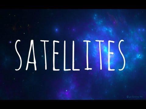 James Blunt - Satellites (Lyric)