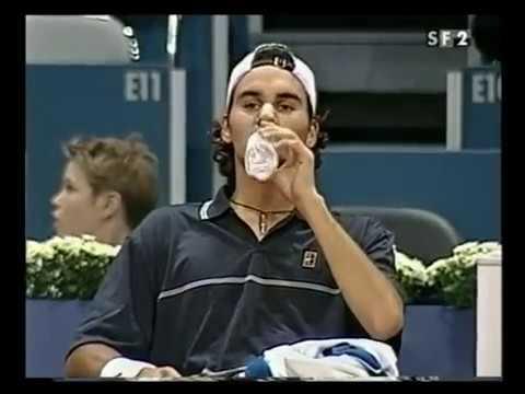 Basel 1999 R1 - Federer vs Damm