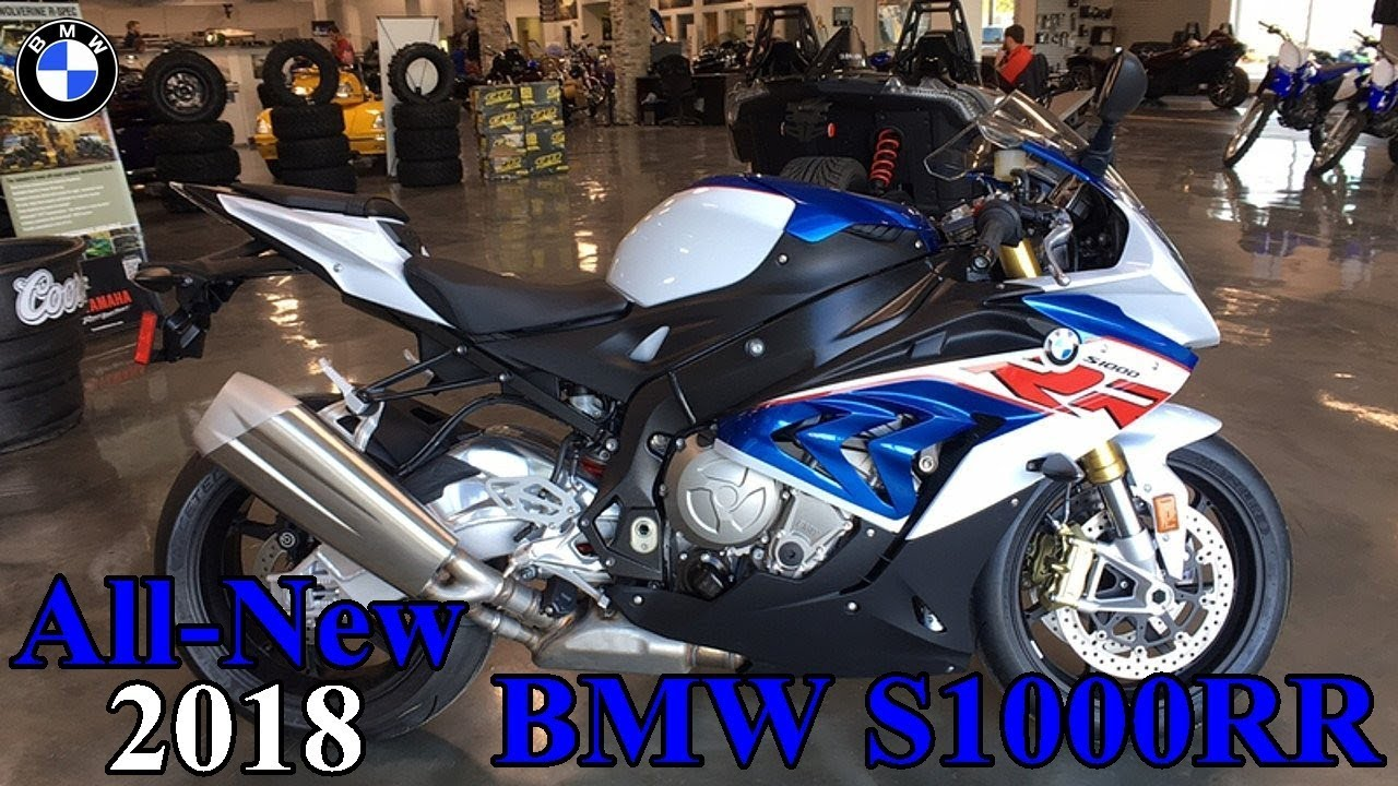 All New Bmw S1000rr 2018 Details And Reviews Youtube