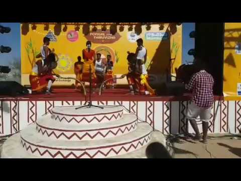Tamilargalin Parai - Tamilargalin Perumai Dubai Pongal thiruvizhavil 2018
