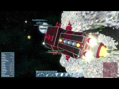 HD New Space engineers survival (Season 3) episode 5 (Death to Xenose war!)
