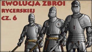 Ewolucja Zbroi Rycerskiej cz.6 (Lata 1410-1450) - Historia Na Szybko