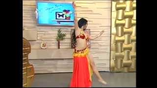 Hot Bellydance in TV TDK/tabla solo