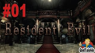 Resident Evil HD Remastered - Gameplay ITA - Walkthrough #01 - Ritorna l