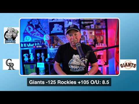 San Francisco Giants vs Colorado Rockies Free Pick 9/22/20 MLB Pick and Prediction MLB Tips