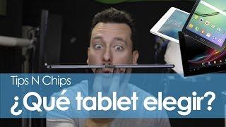 Cómo elegir tu tablet - #TipsNChips con @japonton
