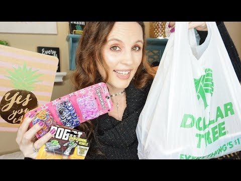 Dollar tree haul March 17 2018 More new Items