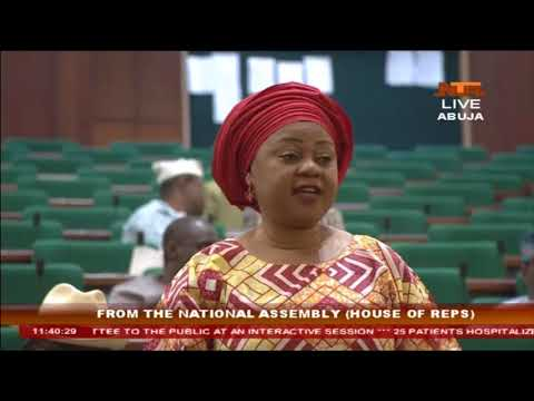 From The National Assembly (House of Representatives) 1/2/18