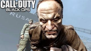 Call of Duty Black Ops Campaign Mission Gameplay Veteran