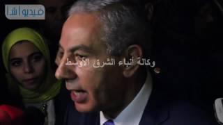 بالفيديو:طارق قابيل الفتره القادمه ستشهد زياده التبادل  التجارين بين مصر وسلوفينيا