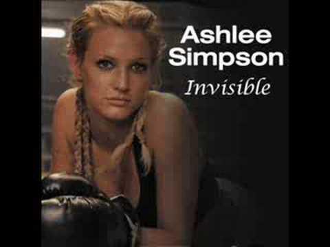 Invisible - Ashlee Simpson - single