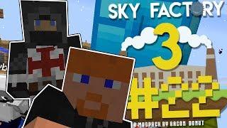 Mekkora láda :O - SkyFactory 3 - #22