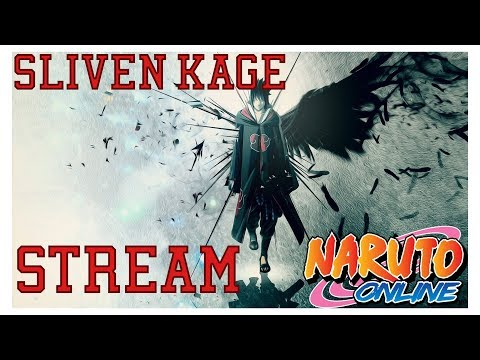 UK SPACE TIME NARUTO ONLINE - Sliven Kage