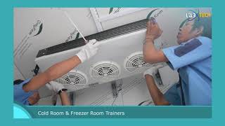 COLD ROOM AND FREEZER ROOM TRAINER