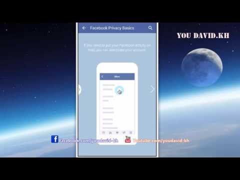How to Delete Account Facebook On Android
