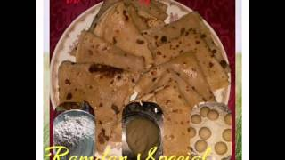 how make paratha in sehri