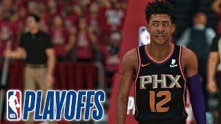 Ja Morant NBA Playoff Debut! NBA 2K19 Ja Morant My Career Ep. 18