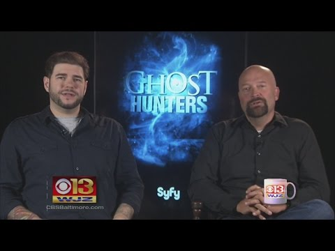 Coffee With: Jason Hawes and Steve Gonsalves