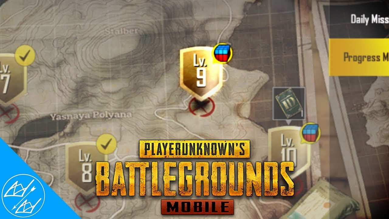 How Enter Create A Chatroom  Level  Progress Mission Pubg Mobile Lightspeed