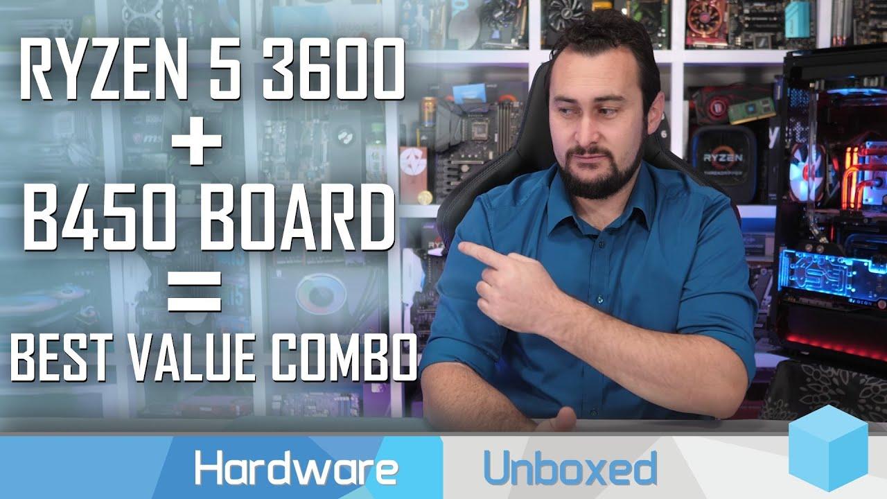 June Q&A [Part 2] Best Value 3rd Gen Ryzen CPU For Gaming? Is Micro ATX  Dead?