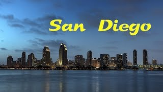 Top 10 reasons to move to San Diego, California. Vacation, Visit or live in San Diego.