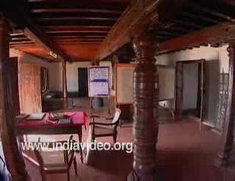 The magnificent Arakkalkettu Muslim Palace Museum