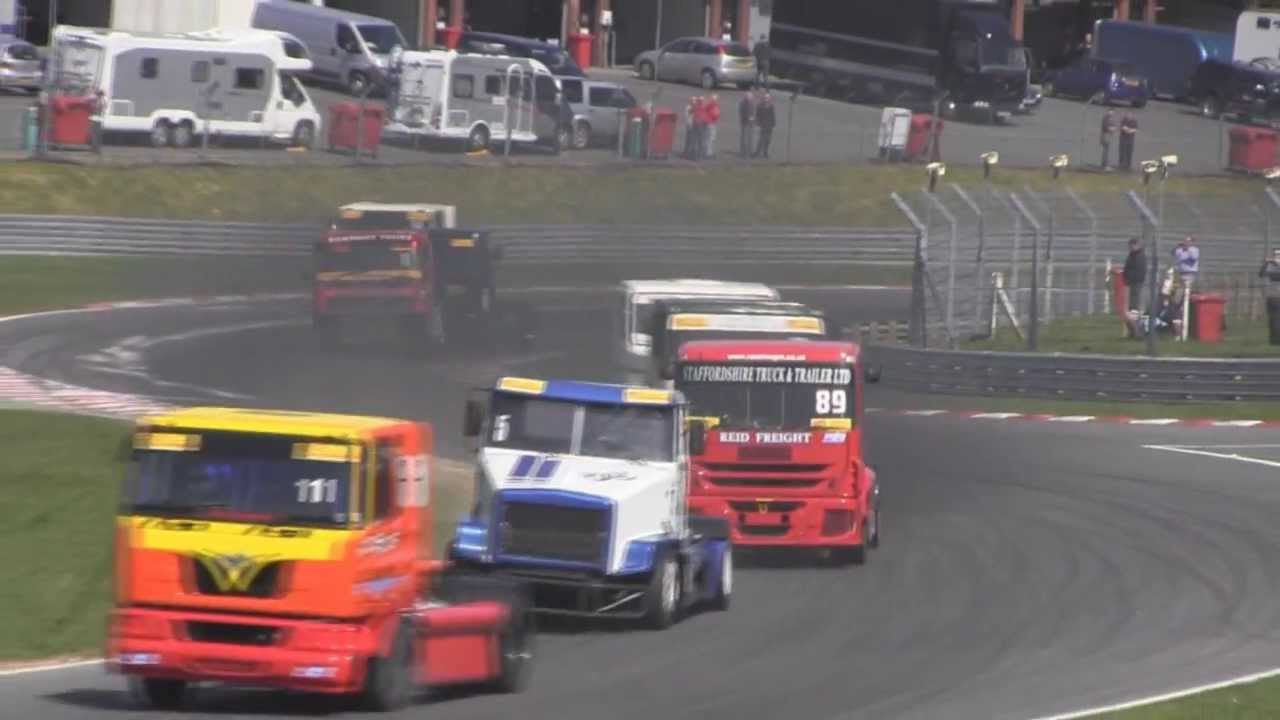 Brands Hatch Truck Racing >> 2013 British Truck Racing Championship Brands Hatch Hd