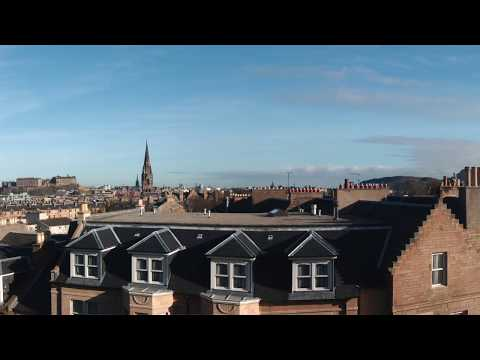 Finding private accommodation in Edinburgh