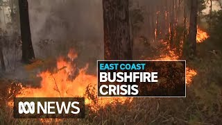 New South Wales Braces For Unprecedented Fire Danger | Abc News