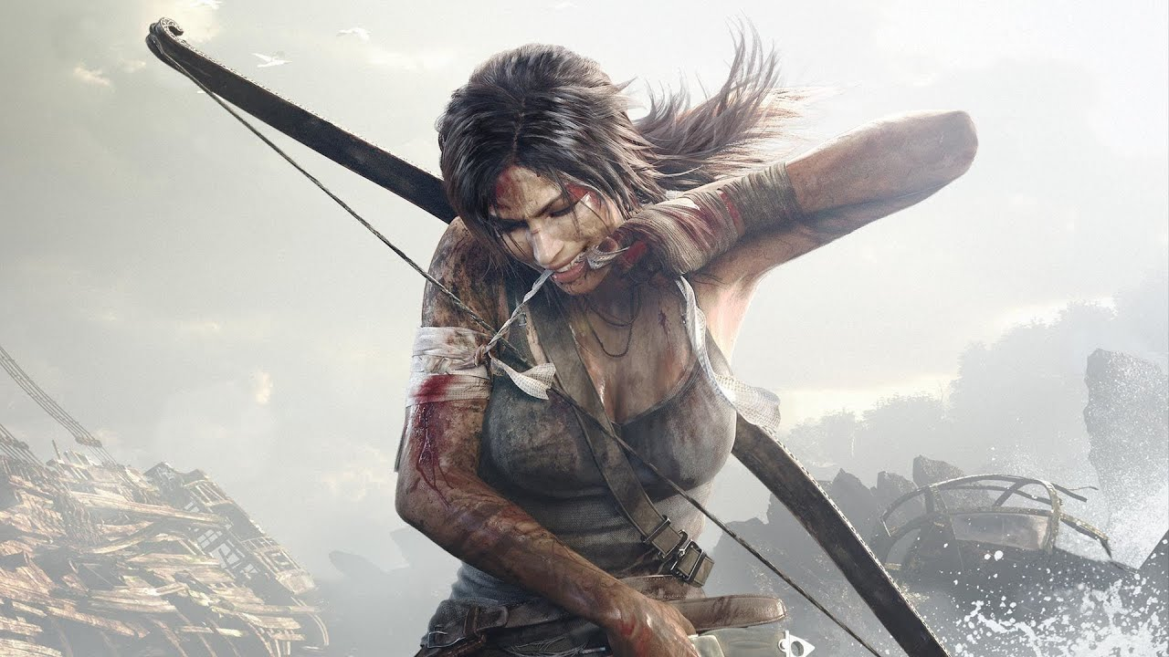 Обои лара крофт, reborn, crystal dynamics, square enix, tomb raider, lara croft. Игры foto 19