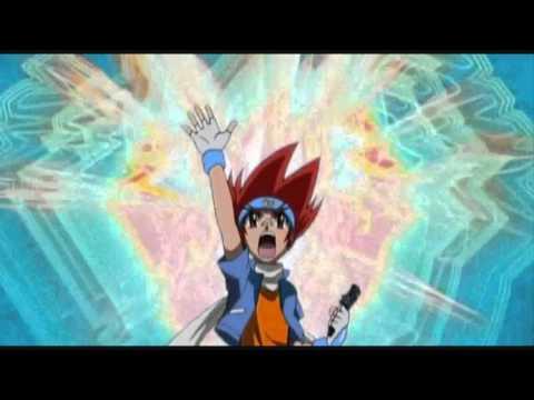 Beyblade: Metal Fusion Theme Song MUSIC VIDEO WITH LYRICS