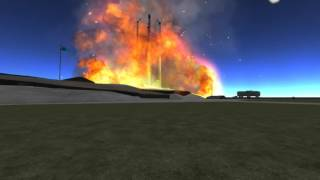 Making a Kerbal Space Program Machinima