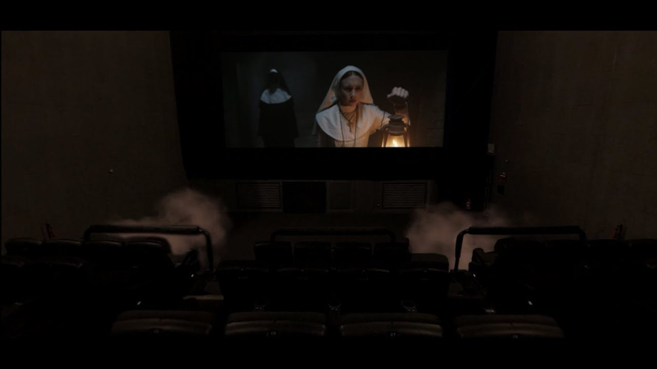 Download The Nun in 4DX   Inside the 4DX Theater 360º