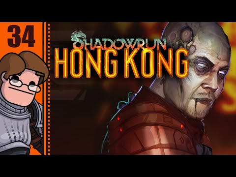 Let's Play Shadowrun: Hong Kong Part 34 - Center of Kowloon Walled City