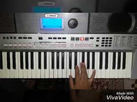 गजानना श्री गणराया   Gajanana Shree Ganaraya   Ganpathi Song   Piano/Keyboard Cover