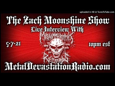 Misanthropik Records - Interview 2021 - The Zach Moonshine Show