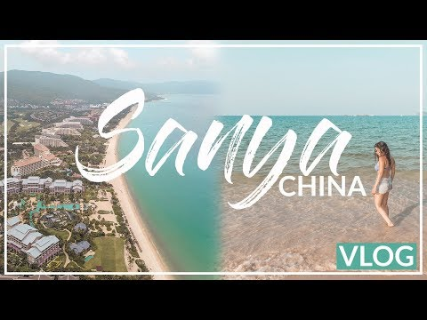 Hawaii of China, Sanya Hainan | Most Beautiful Place in China 海南三亚,航拍4K