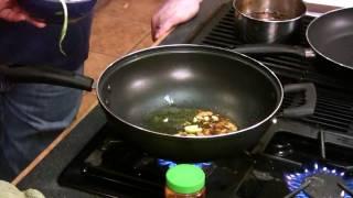 Chef Tee's Pork Loin Roast Vegetable Medley