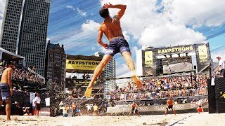 Beach Volleyball Techniques • Serving #1 • Swatch MAJOR Series #FTLMajor 2018