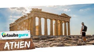 Meine Reise durch Griechenland  - Tipps für Athen - VLOG #40