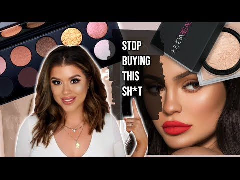 How To Stop Buying So Much Makeup: 5 MORE Things You Have Enough Of