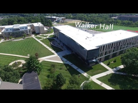 Drone Tour of Campus | Maryville University