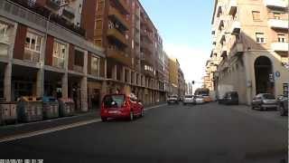 Из центра Болоньи в сторону Флоренции.